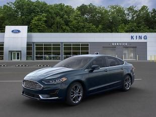 2020 Ford Fusion SEL Sedan 3FA6P0CD1LR122171