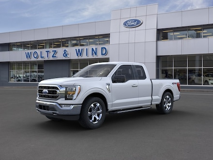Featured New 2021 Ford F-150 XLT Truck SuperCab Styleside 1FTEX1EP0MKD44919 for Sale in Heidelberg, PA