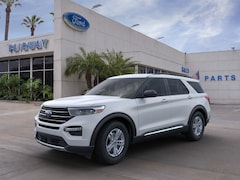 New 2020 Ford Explorer XLT SUV for sale near Fullerton, CA