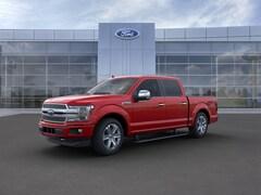 2020 Ford F-150 Platinum 4WD Supercrew 5.5 Box Truck