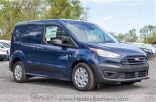 2019 Ford Transit Connect XL Cargo Van Rear Symmetrical Doors