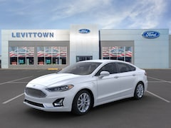 New 2020 Ford Fusion Energi Titanium Sedan 3FA6P0SU9LR246416 in Long Island