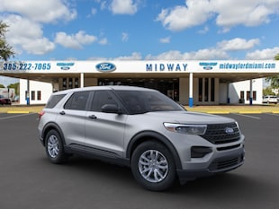 2021 Ford Explorer Explorer SUV