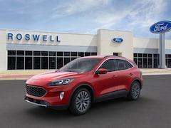 New 2021 Ford Escape Titanium SUV For Sale in Roswell, NM