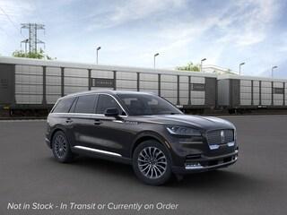 New 2021 Lincoln Aviator Reserve SUV Norwood