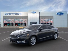 New 2020 Ford Fusion Energi Titanium Manager Demo Sedan 3FA6P0SU0LR253982 in Long Island