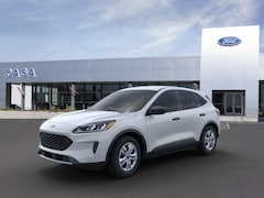 New 2021 Ford Escape S SUV 210284 in El Paso, TX