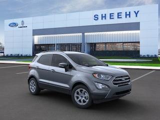 New 2020 Ford EcoSport SE SUV in Richmond, VA