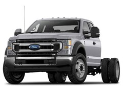 New 2021 Ford Chassis Cab F-350 XL Commercial-truck in Great Bend near Russell