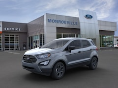 New 2020 Ford EcoSport S SUV Monroeville, PA
