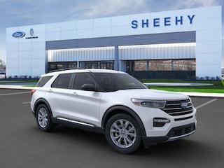 New 2020 Ford Explorer XLT SUV in Warrenton, VA