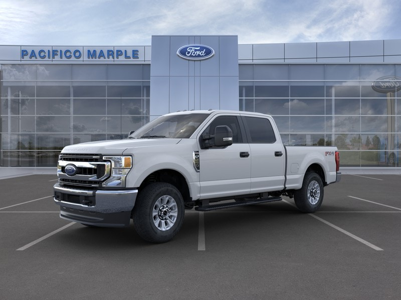 2021 Ford F-250 Crew Cab Short Bed Truck
