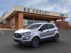 New 2020 Ford EcoSport S Front-wheel Drive SUV MAJ3S2FE4LC325412 Gallup, NM