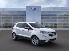 New 2020 Ford EcoSport SE Crossover MAJ3S2GE4LC340104 in Rochester, New York, at West Herr Ford of Rochester