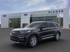 New 2021 Ford Explorer XLT SUV for sale in Dover, DE