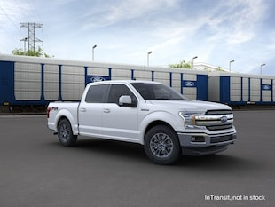 2020 Ford F-150 Lariat Truck SuperCrew Cab 4X4