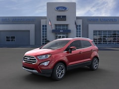 New 2020 Ford EcoSport Titanium Crossover for sale in Yuma, AZ