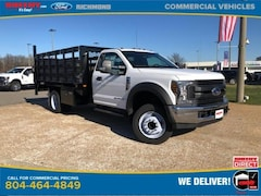 New 2019 Ford F-550 Chassis XL Truck Regular Cab Gaithersburg, MD