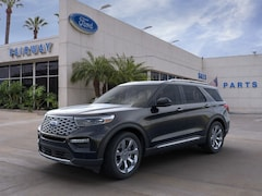 New 2020 Ford Explorer Platinum SUV for sale in Placentia