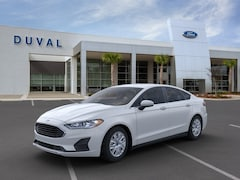 2020 Ford Fusion S Sedan for sale in Jacksonville at Duval Ford