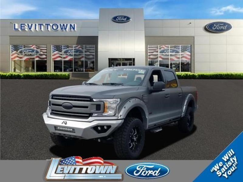 2018 Ford F-150 XLT Rocky Ridge Stealth Truck SuperCrew Cab