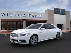 New 2020 Lincoln Continental Standard Sedan in Wichita Falls, TX