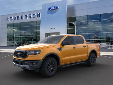 Featured New 2021 Ford Ranger XLT Truck SuperCrew for Sale in Bend, OR