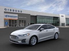 New 2020 Ford Fusion SE Sedan for sale near Scranton, PA