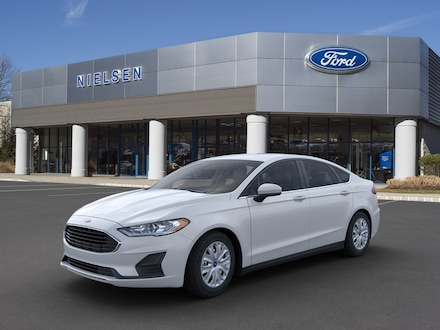 2020 Ford Fusion S Sedan Sussex, NJ