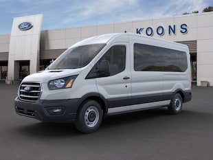 2020 Ford Transit-350 Passenger XL Passenger Wagon Wagon Medium Roof Van