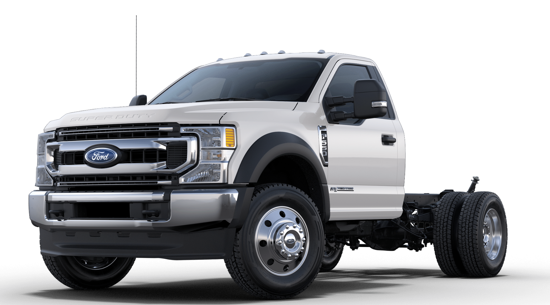 2021 Ford F-550 Chassis Truck Regular Cab