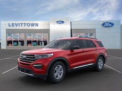 New 2020 Ford Explorer XLT SUV 1FMSK8DH2LGA87456 in Long Island