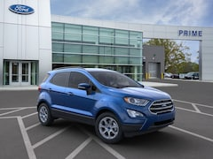 New 2020 Ford EcoSport SE SUV in Auburn, MA