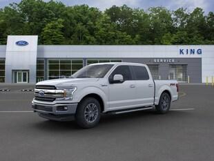 2020 Ford F-150 Lariat Truck 1FTEW1E57LFB55001