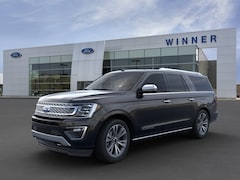 New 2020 Ford Expedition Max Platinum SUV for sale in Dover, DE