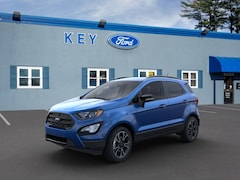 New 2020 Ford EcoSport SES Crossover For Sale in York, ME