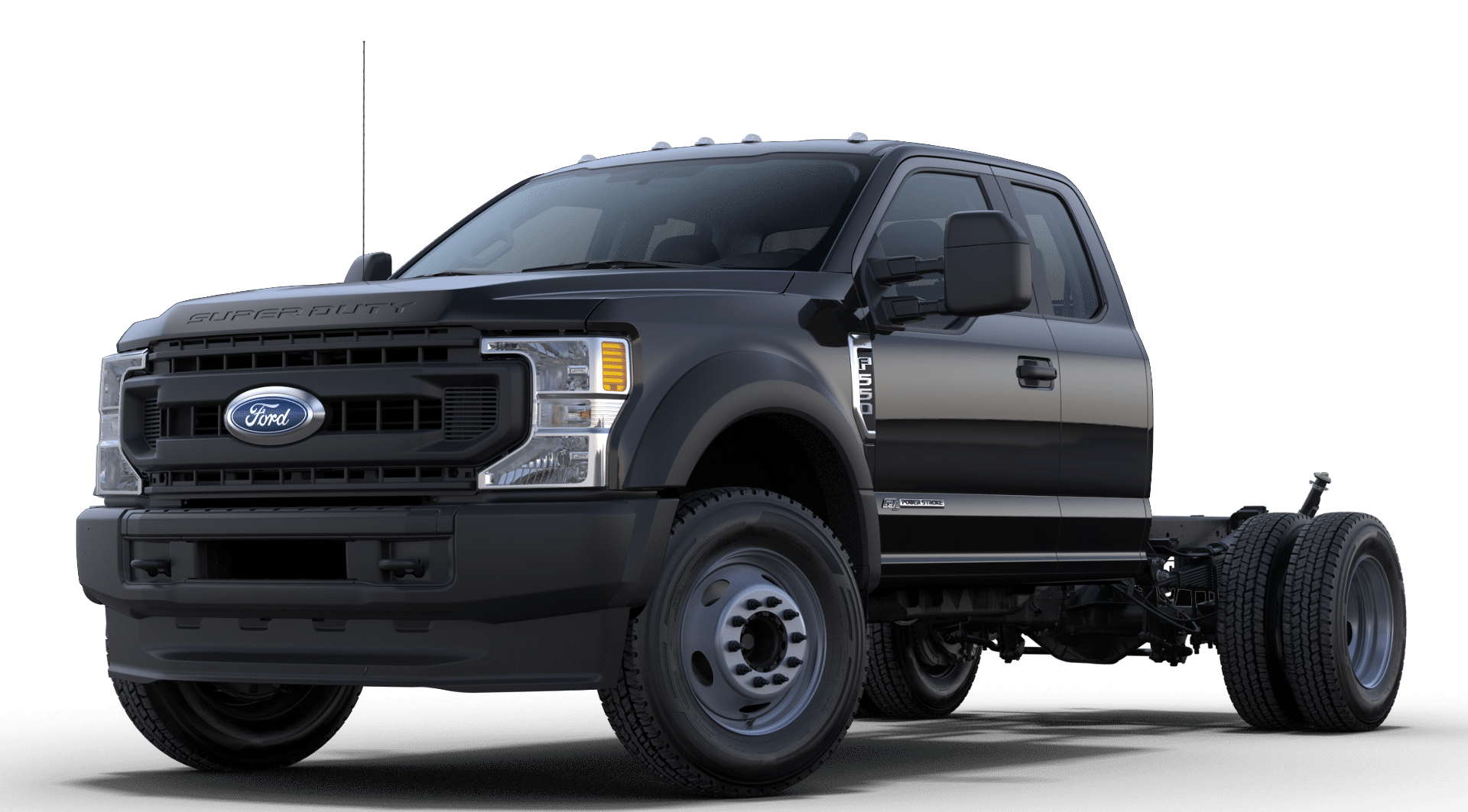 2021 Ford F-550 Chassis Truck Super Cab