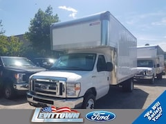 New 2019 Ford E-450 Cutaway 15 BOX TRUCK Truck 1FDXE4FS7KDC28486 in Long Island