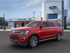 New 2020 Ford Expedition Max King Ranch SUV for sale in Lebanon, NH
