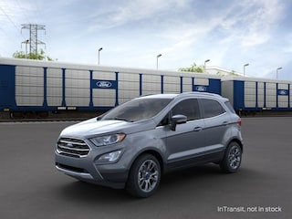 New 2020 Ford EcoSport Titanium Crossover for sale in Huntsville