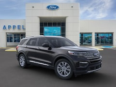 New 2020 Ford Explorer Limited SUV for sale in Brenham, TX