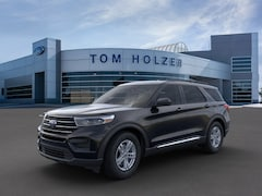 New 2021 Ford Explorer XLT SUV