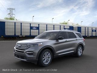 2021 Ford Explorer Limited SUV 1FMSK7FH6MGC14993