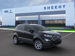 New 2020 Ford EcoSport SE SUV in Warrenton, VA