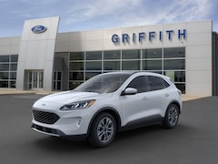 2020 Ford Escape SEL Front-wheel Drive SUV