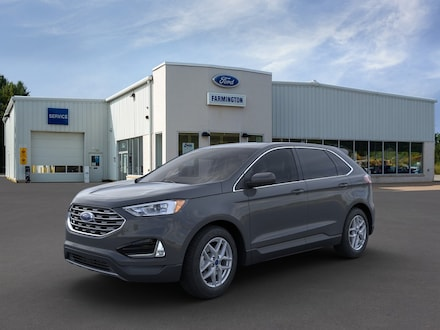 2021 Ford Edge SEL WAGON