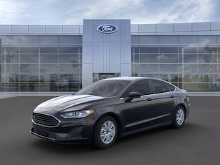 New 2020 Ford Fusion S Sedan for sale in Merrillville, IN