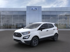 new 2020 Ford EcoSport S Crossover for sale in yonkers