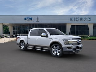 2019 Ford F-150 Lariat 4X4 Truck SuperCrew Cab