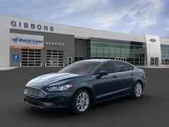 New 2020 Ford Fusion Hybrid SE Sedan for sale near Scranton, PA